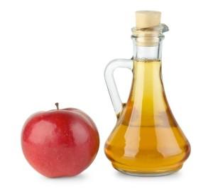 Aceto o sidro di mele.