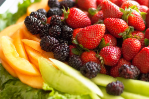 Alimenti ricchi di antiossidanti.