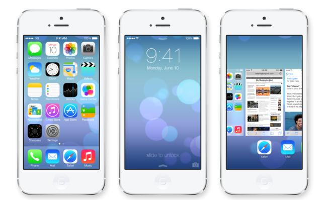 Apple iOS 7, come sarà.