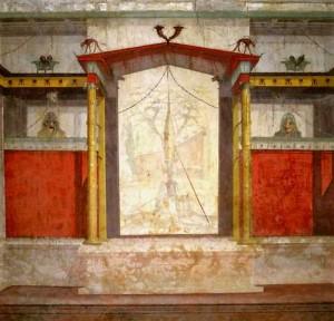 Casa di Augusto, Roma.