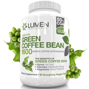 Estratto di grani di caffè verde per bruciare i grassi.