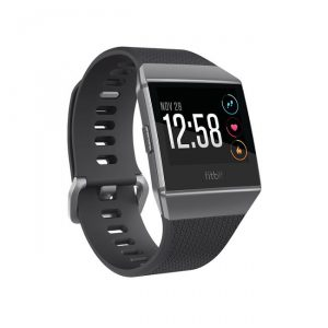 Lo smartwatch Fitbit Ionic.