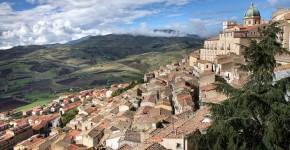Gangi in Sicilia, provincia di Palermo.