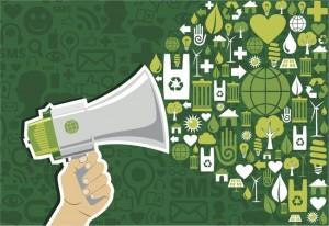 Marketing ecologico e sostenibile.