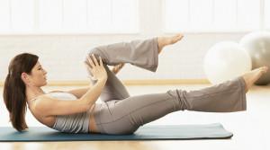 Il metodo Pilates.
