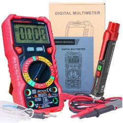 Multimetro tester digitale HABOTEST HT118C in edizione esclusiva.