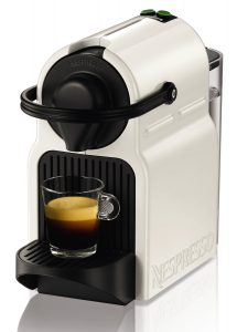 Macchina per caffè espresso economica Nespresso Inissia.
