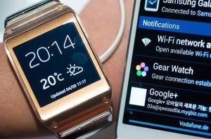 Progetto Samsung Sport, Smartwatch.