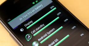 Consigli per risparmiare batteria dello smartphone.