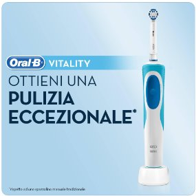 Spazzolino elettrico Oral-B Vitality.