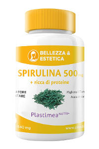 Spirulina californiana.