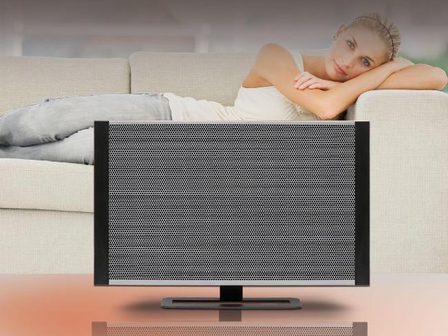 Stufa alogena o infrarossi per riscaldare la casa.